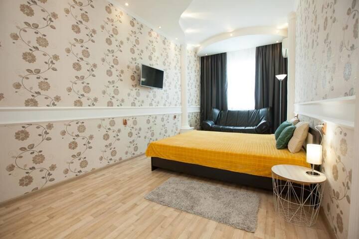 Апартаменты на Разина