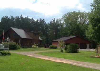 Angler Retreat @ Hidden Acres for 7