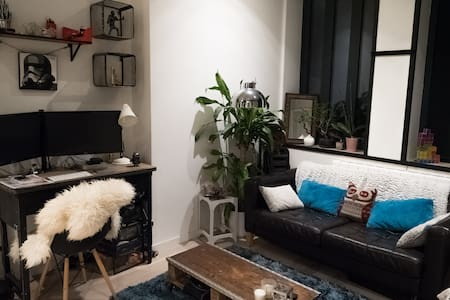 Studio Loft 10 min  from paris