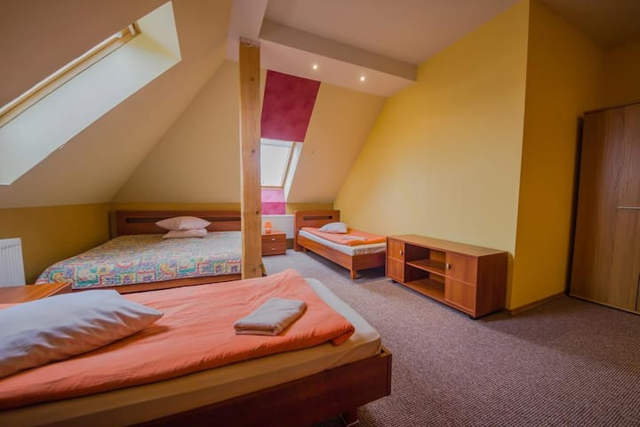 ~ Comfortable family room in Sigulda