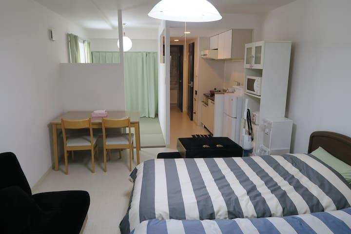 301 Comfortable room in Hiragishi