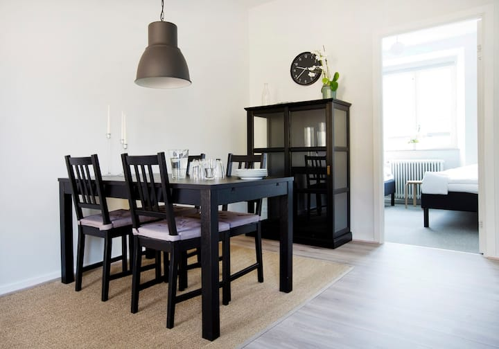 Familie lejlighed i Stege By