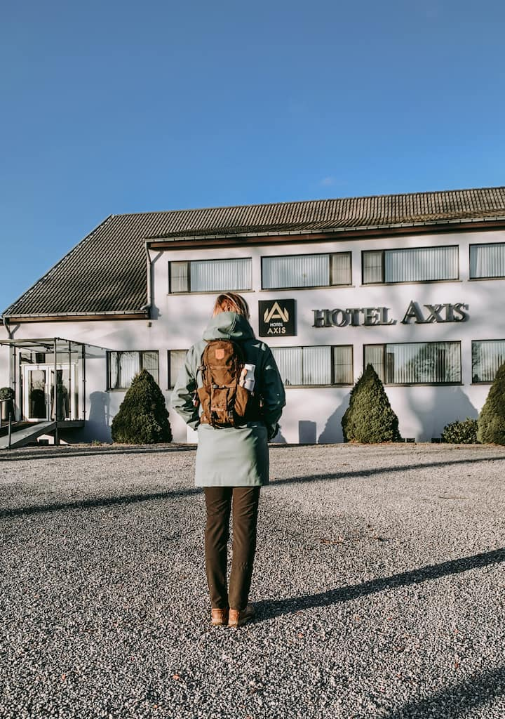 Hotel Axis  -  Dijleland 4.0