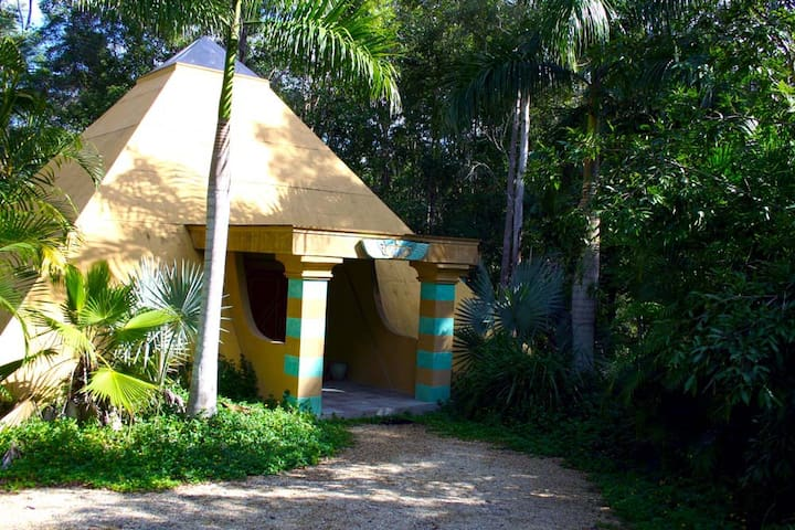 Ecostudio Fellini, Pharaoh Lodge - Mudgeeraba - Alojamento na natureza