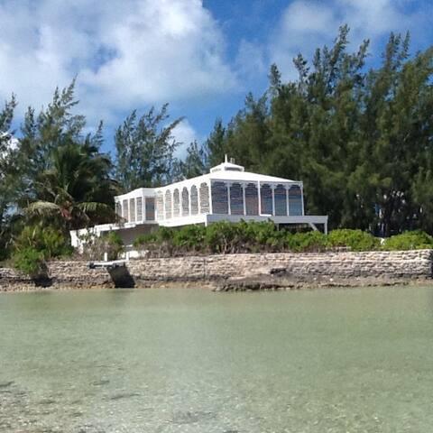 The Lagoon House