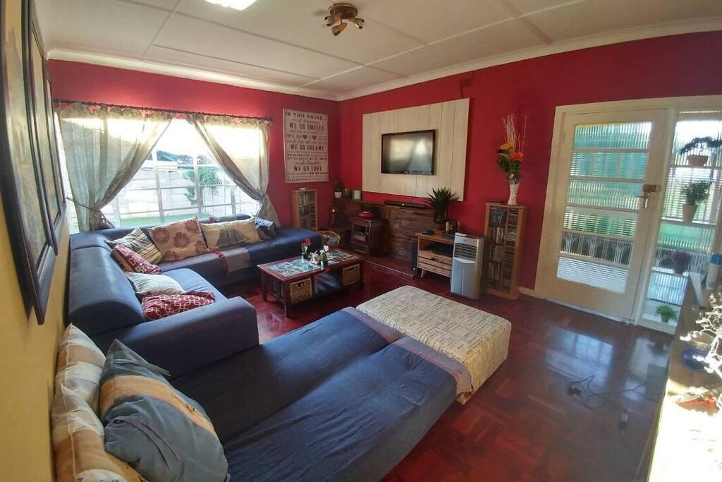 Lounge - common area