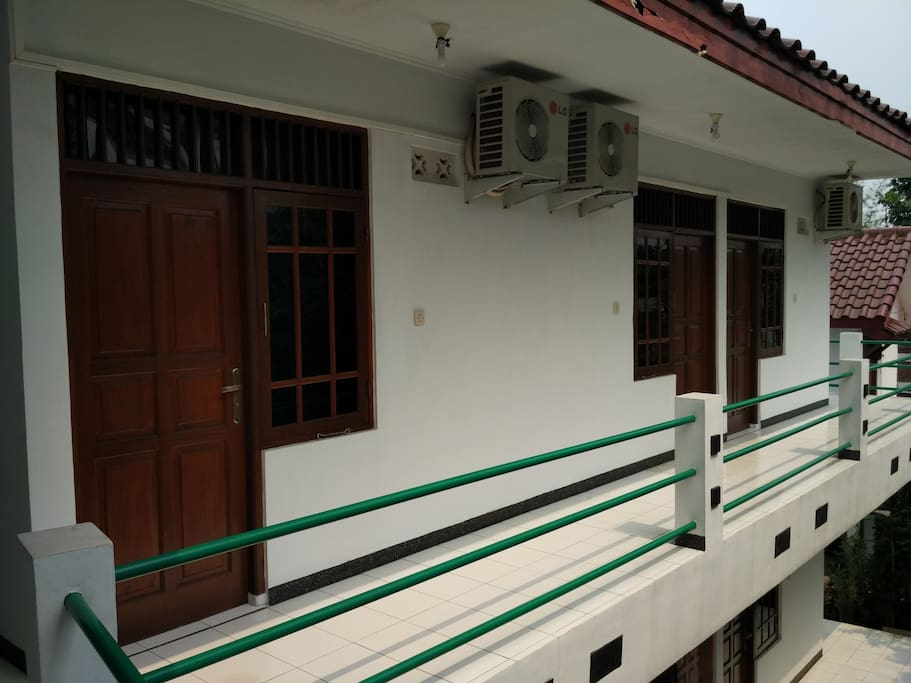 The rooms for single occupancy