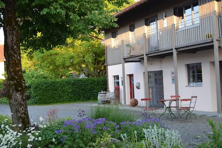 Einzigartige Ferienwohnung  - Rohrdorf - 단독주택