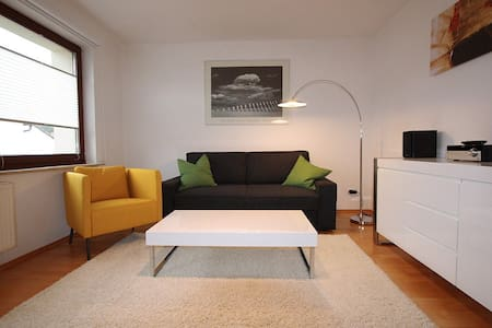 Cozy flat 10 min. from City-Center - Erlangen