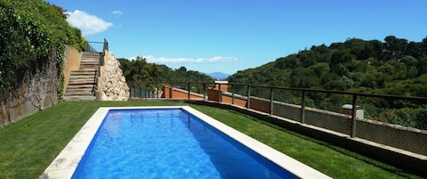 Casa KiS - lovely house 10 mins from the village