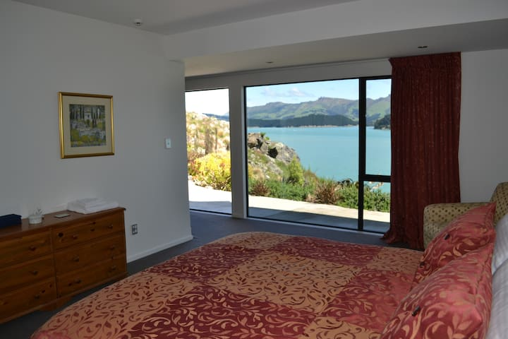 Private harbourside apartment with stunning views - Diamond Harbour - Appartement