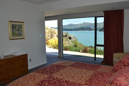 Private harbourside apartment with stunning views - Diamond Harbour - Apartment