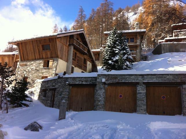 studio en chalet - Val-d'Isère - Apartment