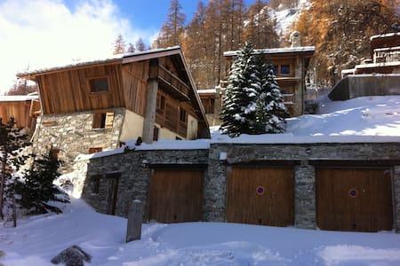 studio en chalet - Val-d'Isère - Daire