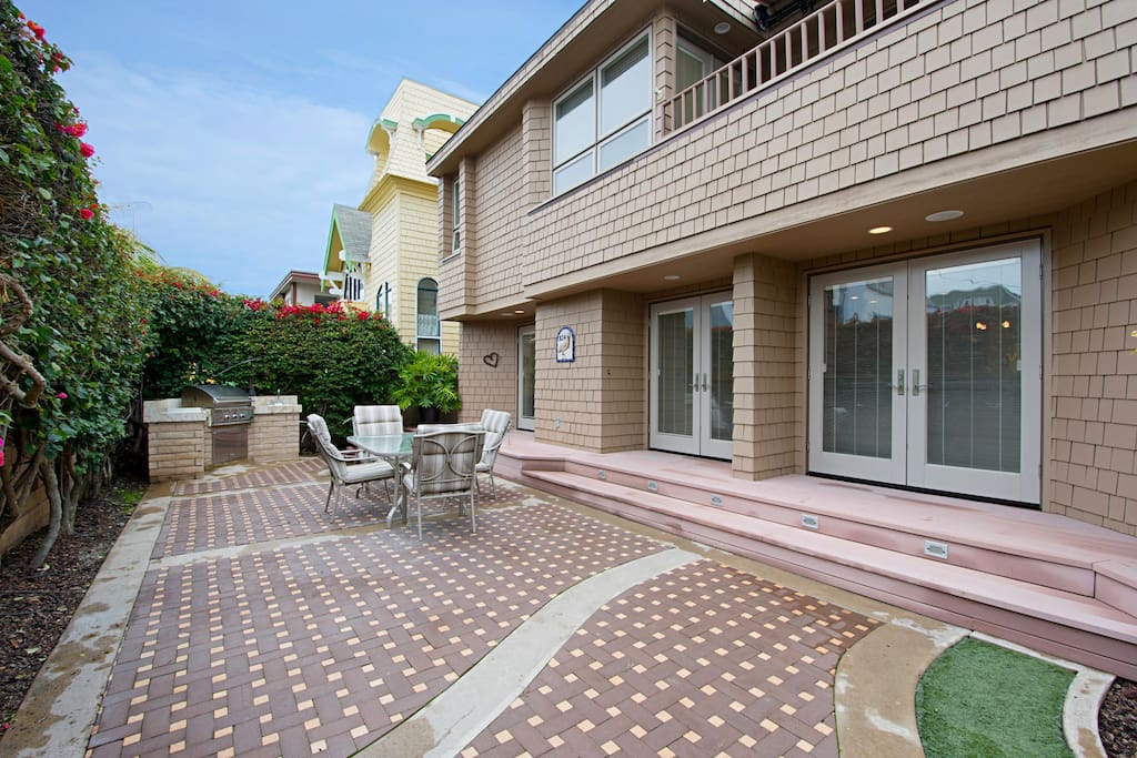 Mission Beach 3bd Home Near Beach Amp Belmont Park Houses