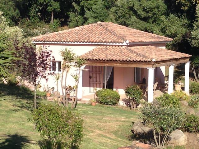 Villa avec vue sur la mer - Olmeto - วิลล่า