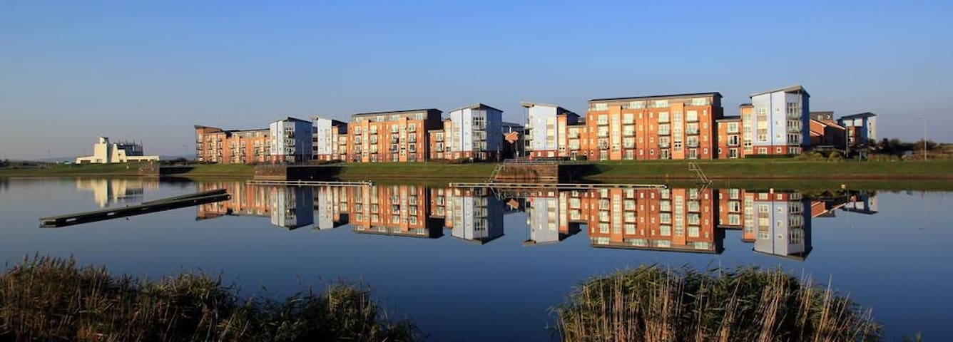Bay View Apartment - Llanelli - Apartamento