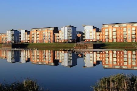 Bay View Apartment - Llanelli - Lägenhet