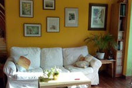 Central sunny A/A parquet room1