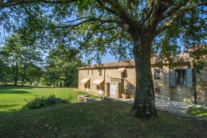 Authentic Villa in the Tuscan nature