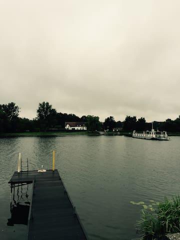 Ferienbunglaow direkt an der Havel - Havelsee