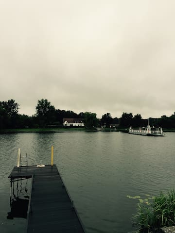 Ferienbunglaow direkt an der Havel - Havelsee - Bungalow