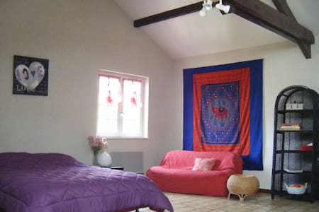 "chambre d ' hotes ""les lutins"" - Sainte-Ruffine - Bed & Breakfast"