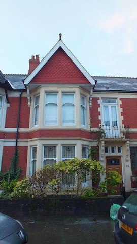 Beautiful Edwardian House 2
