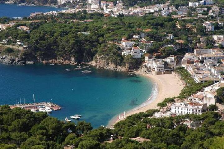 Spain, Tamariu 30m from the beach - Tamariu - Wohnung