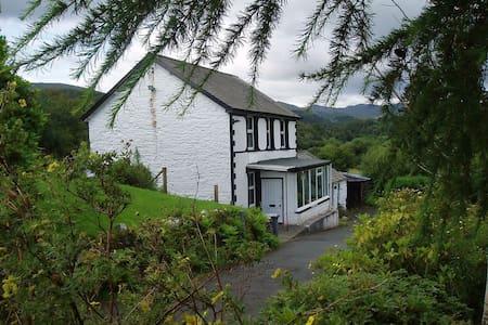 Spectacular Views, Amazing Location, Snowdonia.