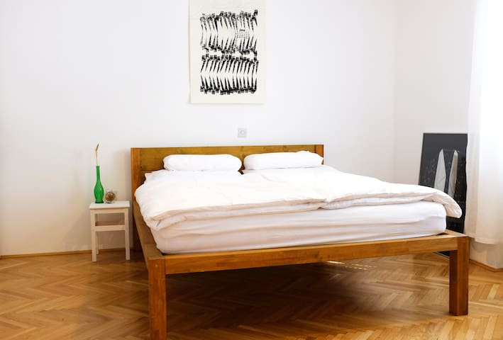 Sunny and spacious stay - Maribor - Appartement