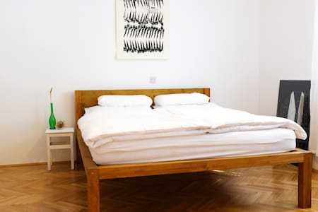 Sunny and spacious stay - Maribor