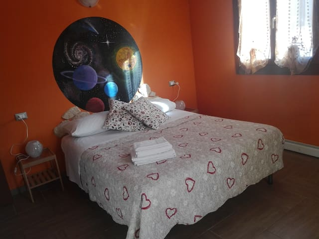 "Camera matrimoniale ""Pleiadi"""