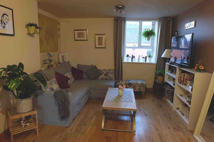 Double Room-shared cosy flat- Belfast city center-