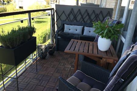 Delicious apartment located in beautiful nature