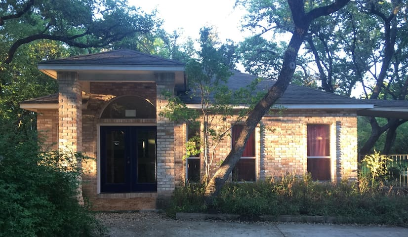 Guest House in Hill Country Village - San Antonio - House