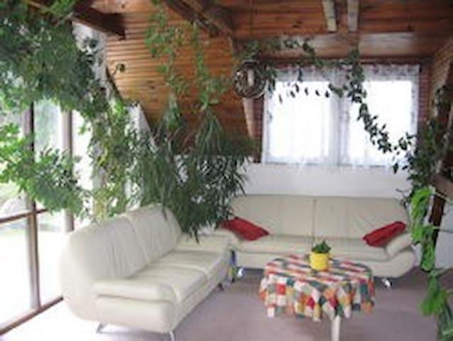 Villa STASTNY - Bechyně