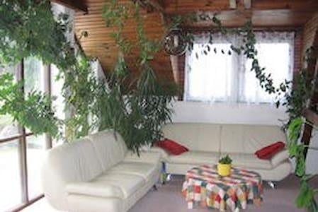 Villa STASTNY - Bechyně - Ház