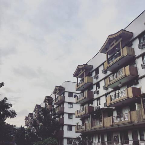 2 bedroom unit for rent near Ortigas and Cainta - Cainta - Osakehuoneisto