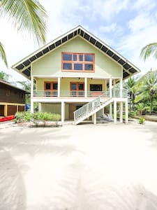 Casa Verde Beach Front House - Salt Creek - House