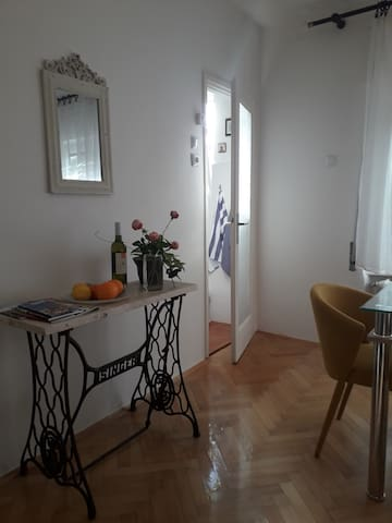 Apartment Flora, Near Park Maksimir and Zagreb ZOO