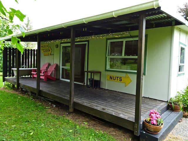 Funky Farm Cottage