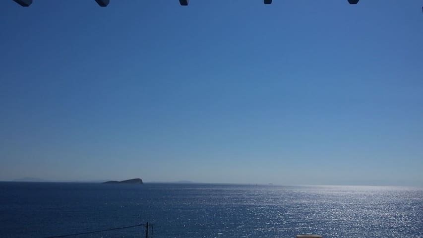 ENDLESS BLUE from Syros (1st house) - Syros - Дом