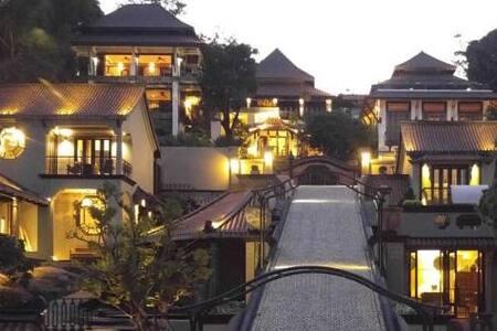 Chivitr Health and Rejuvenation-Duplex King Bed - Sa Khu