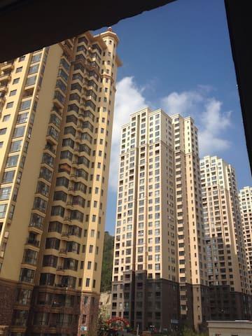 跃层海景房 - Dalian - Apartament
