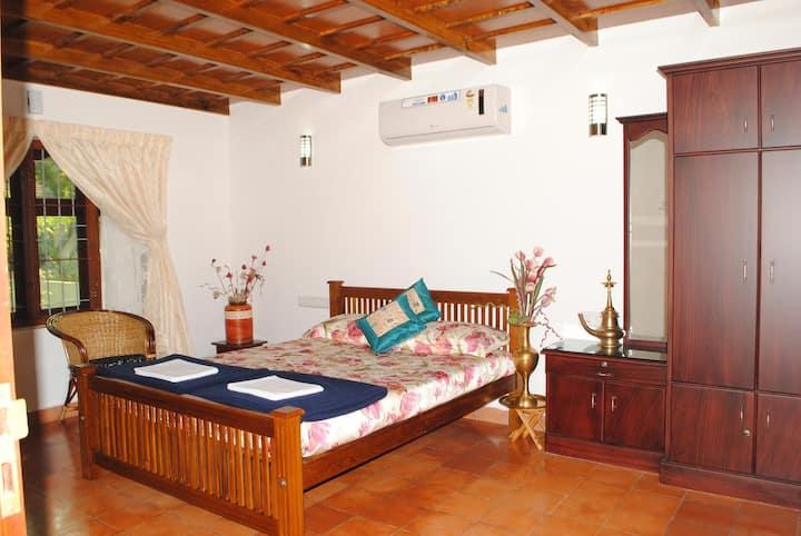River Facing Cottage Room, Kochi