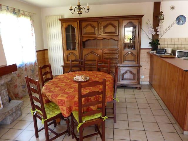 Maison de tout repos - Fréhel - Hus