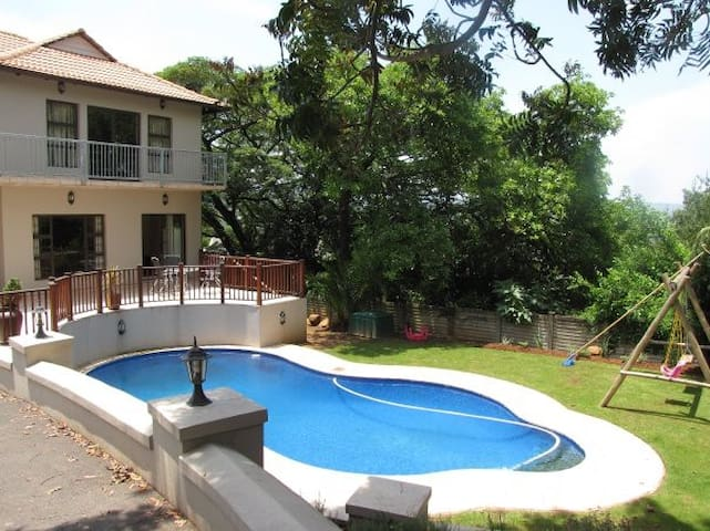 Cozy Flatlet with Central Location  - Pietermaritzburg - Hus