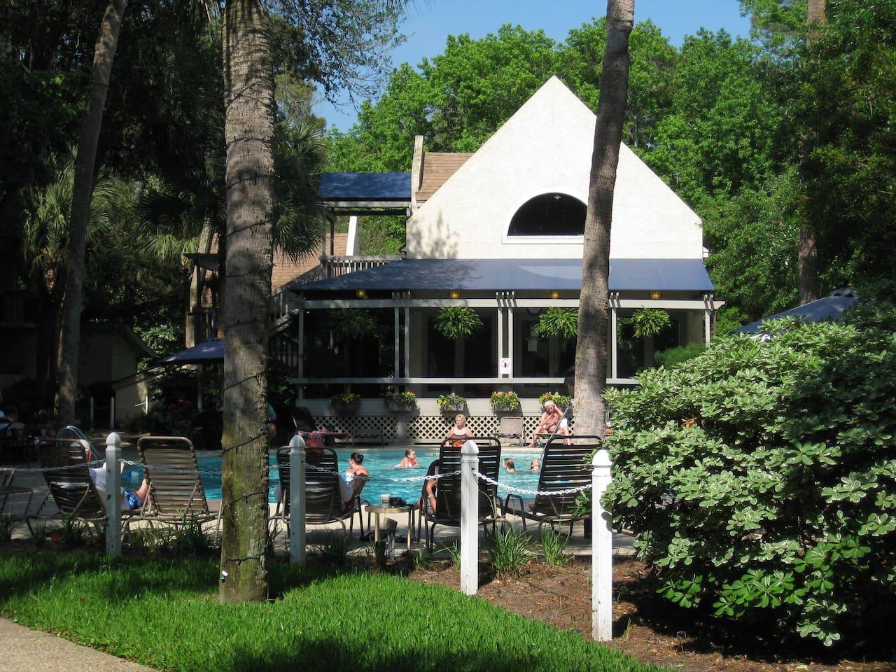 The Seacrest Pool