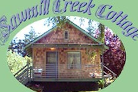 Sawmill Creek Cottage - Friday Harbor